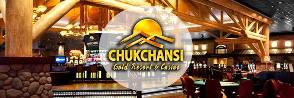 Chukchansi Gold Resort & Casino Gambling Trip Schedule